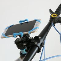 Wholesale New model factory degree rotation universal car mobile phone stand holder for bike handlebar