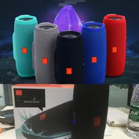 Wholesale JBL Charge Bluetooth Subwoofer Speaker Mini Speaker Subwoofer Portable Sports HIFI Waterproof Speakers NEW YEAR Christmas gift hot