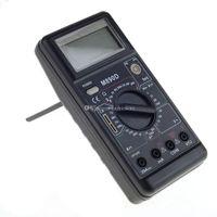 Wholesale M890D Digital Multimeter DMM AC DC ohm Meter w Capacitance hFE Tester B00345 SPDH