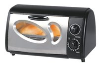 Wholesale 8L Infrared heating electric oven mini household electric oven V W minutes time two quartz tube