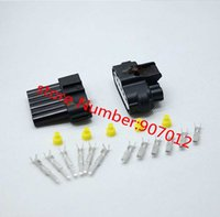 Wholesale sets Pin male female restrictor plug for yazaki Auto electronic throttle valve connector for Toyata Mitsu Camry etc