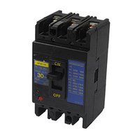 ac ss - A AC V V Ui Pole MCCB Moulded Case Circuit Breaker NF50 SS