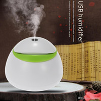 Wholesale New Humidifier Aroma Oil Diffuser Ionizer Generator Aromatherapy Office Purifier Mist Maker Home Office H16442