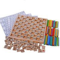 Wholesale Children Educational Toy Building Blocks Toys Multifunction Aids Board K5BO