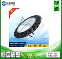 Wholesale smd UFO IP65 Led High Bay Light Industrial W W led warehouse lamp with AC90 V years warranty