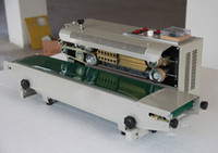 bag band sealer - 220V Continuous Plastic Bag Band Sealing Machine Automatic Date Code Sealer