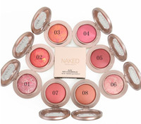 Wholesale Hot New Makeup HERES B2UTY Blush NAKED Blush Mineral Substance Natural Blush Colors DHL Free Ship