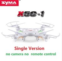 airship rc - Single SYMA X5 X5C X5C RC Drone Stand Alone G CH Axis RC Quadcopter Without Camera and Remote Control Original l
