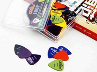 Wholesale New Electric Guitar Acoustic Smooth Nylon Pick Plectrum Assorted