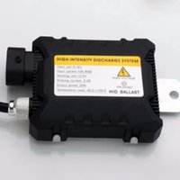 ballast control - 35W Car Motorcycle DC Electronic Control Gear HID Ballast XENON Light for H1 H3 H3C H4 H4 H7 H8 HID BALLAST