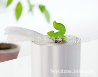 Wholesale Creative Squirrel And Stump Tissues Toilet Paper Roll Paper Holder Tissue Box