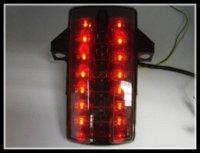 Wholesale Smoke LED Tail Light Signals Suzuki SV650 SV1000 sv1000 radiator