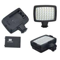 Wholesale CN LUX560 Led Video Light On Camera Lamp For Canon Nikon DSLR Camera DV Camcorder lamp line