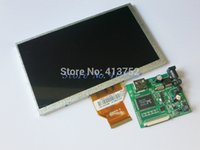 banana display - inch Raspberry Pi TN LCD Simple version With HDMI VGA AV Screen Display Module For Pcduino Banana Pi x480