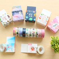 Wholesale original and paper easy tear easy to use hand account tape transparent texture color hand curtain lace DIY decoration