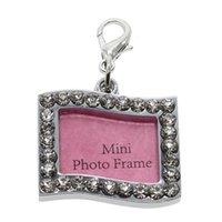 Wholesale Pet ID Tag Premium Quality Diamante Heart Bone Star Dog Tag With Engraved Option