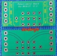 alps pcb - ALPS RK16 RK27 Potentiometer PCB Board Gold Plated Great Quantity