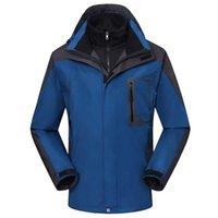 Wholesale Professional Men s Ski Jacket Waterproof Windproof Snowboarding Snow Skiing Coats Winter Warm Outdoor Sport Clothing
