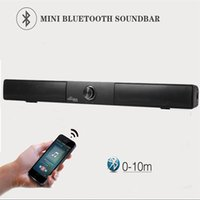 Smart phone , Tablet, laptop , PC audio input pc - SunnyLink MINI BLUETOOTH SOUNDBAR SOUND BAR SPEAKER FOR TV PC SMART PHONES TABLEST MAXXBASS DSP HEAVY BASS WITH BLUETOOTH AUX INPUTS