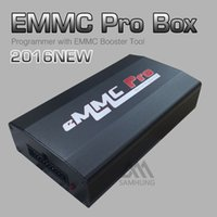 agent box - Full set with retail box Original EMMC Pro box device programmer with EMMC Booster Tool cable all in one solution agent