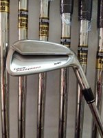 Wholesale Golf clubs Tour Preferred MC Irons P With Dynamic Gold Steel S300 shaft Golf Irons Right hand