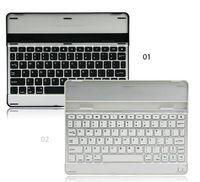 apple keyboard aluminum - Apple IPAD aluminum alloy Bluetooth keyboard for ipad234 universal aluminum alloy Bluetooth Keyboard with retail packaging
