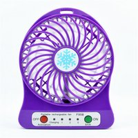battery powered portable fans - Purple Portable Mini USB Fan for Kids Children USB Charging Battery Powered Handheld Cooler fan for Home Cooling Fan for Summer Gift