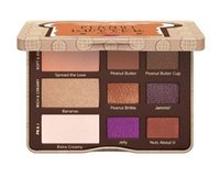 Wholesale Butter Color Eye Shadow Palette New DHL Free Peanut Shimmer Glitter Shadow Cream