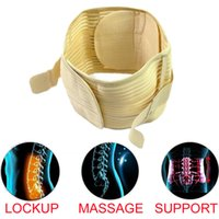 Wholesale Lumbar Support Belt Back Braces Four Steels Breathable Waist Treatment of Lumbar Disc Herniation Lumber Muscle Strain
