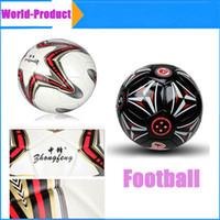Wholesale WORLD CUP BRAZUCA FINAL MATCH SOCCER BALL SIZE Brasil NEW Top Glider Match Ball Brazil soccer ball
