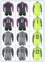 Wholesale Fast Uniforms Kit Portugal European cup Patricio CARVALHO Lopes Soccer Jersey Goalkeeper Purple Grey Green Long Sleeve Jerseys