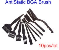 Anti-static Brush antistatic cleaner - set AntiStatic Brush BGA Brush ESD Hairbrush PCB Cleaning Brush