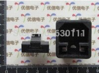 ac power socket fuse - AC socket adapter SP foot AC power socket connector AC A V jack interfaces with fuse MM