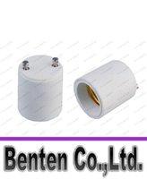 Wholesale GU24 to E26 lamp base holder socket adapter E26 to GU24 adapter converter GU24 male to E26 female Fireproof LLFA