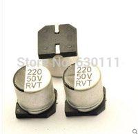 Wholesale SMD Electrolytic capacitor UF V mm