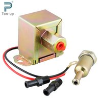 Wholesale New V Low Pressure Universal Electric Fuel Pump Suitable for Petrol and Diesel Cars Vehicle