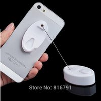 alarm pull - Inbuilt pull wire Cell Phone Non Alarm Security Device Mobile Recoiler Pull Box Retail Shoop Holder Stand