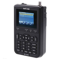 Wholesale Original Satlink Model WS quot Meter DVB S FTA Data Digital Satellite Signal Finder LCD WS