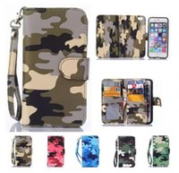 apple ph - iPhone S disruptive pattern multi function the wallet phone holster two in one multilayer card phone sets fashion British style mobile ph