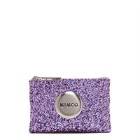 amethyst vintage - FREESHIPPING MIMCO LOVELY AMETHYST SPARKS SMALL POUCH COIN POUCH PHONE POUCH TOP QUAILITY