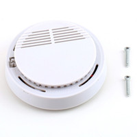Cheap Stabiele Optische Draadloze Rookmelder Hoge Gevoelige Fire Alarm Sensor Monitor Tester Voor Home Security System Draadloze