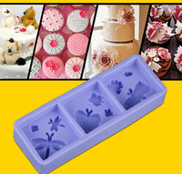 Wholesale DIY Sugar Master Moulds Silicon Butterfly Dragonfly Chocolate Mould Bakeware Cake Decoration