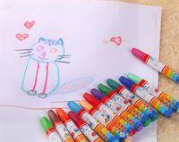 Wholesale Crayon Crayola Ultimate Crayon Case Crayons New Colored Pencils Painting Brush Art Supplies