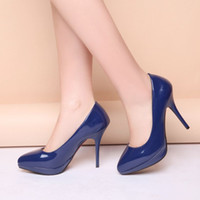 avail rubbers - women platform pumps platform point toe stiletto high heels shoes professional office ladies shoes colors avail