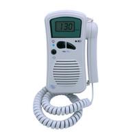 Wholesale Ultrasonic CE FDA certification Fetal Doppler MHz baby with Display Prenatal Heart Monitor BF