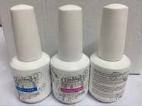 Wholesale Top quality Gelish harmony colors LED UV Gel nail polish Nail art lacquer Soak off nail gel nails french nail