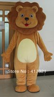 baby lion for sale - adult size happy baby lion mascot costume for sale