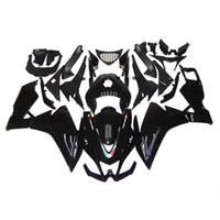 Wholesale Full Fairings For Aprilia RS4 Injection ABS Motorcycle Fairing Kit Body Kit Motorbike Hulls Cowlings Gloss Black