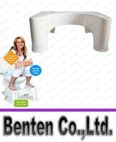 Wholesale CRW Bathroom Accessories Squatty Potty inch ABS Plastic Original Toilet Stool Health Care Poo Poo Stool LLFA8970