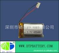 Cheap Model ; 072035,400 MAH poly- substance lithium batteries. Products for the electrical , for motor